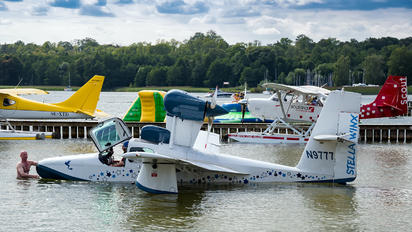 N9777 - Private Lake LA-4 Seaplane