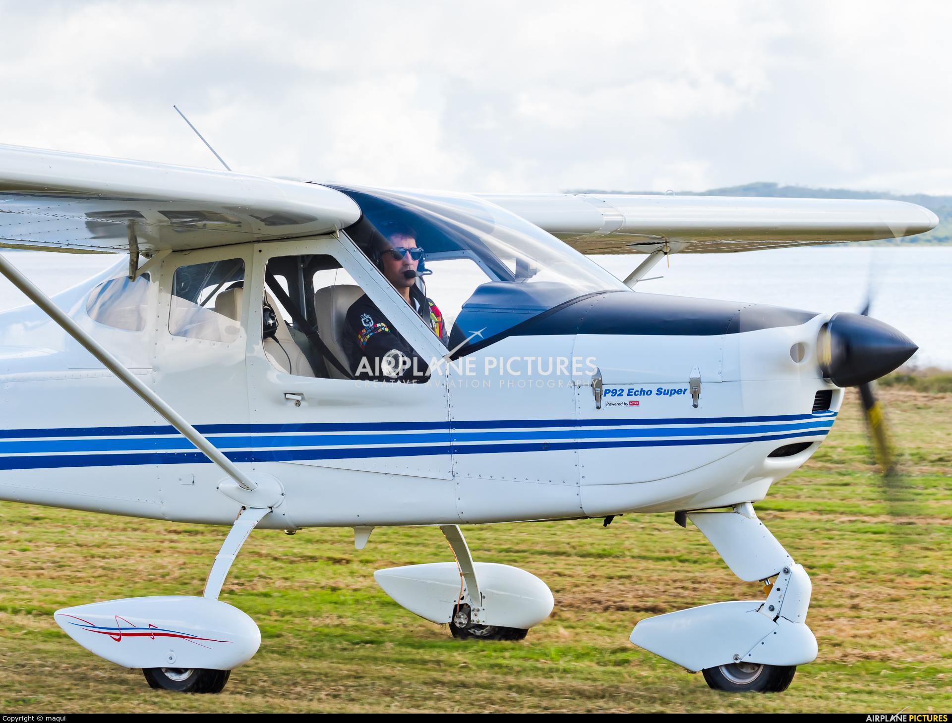 Private EC-LKL aircraft at Aerodromo De Mazaricos