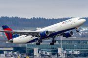 N857NW - Delta Air Lines Airbus A330-200 aircraft
