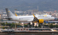 EC-NFH - Vueling Airlines Airbus A320 NEO aircraft