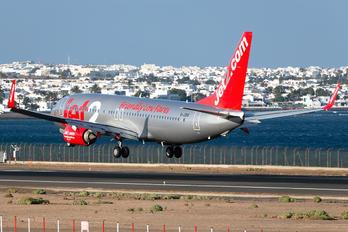 G-JZHX - Jet2 Boeing 737-800