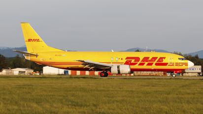 9G-AGL - Air Ghana Boeing 737-4Q8