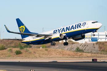 EI-DAG - Ryanair Boeing 737-800