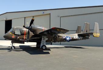 N4235Z - Planes of Fame Air Museum Grumman OV-1A Mohawk