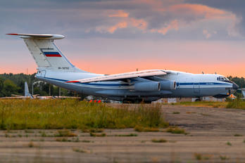 RF-76702 - Russia - Air Force Ilyushin Il-76 (all models)