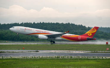 B-LNM - Hong Kong Airlines Airbus A330-300