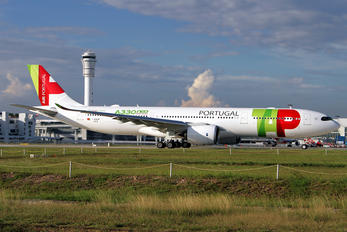 F-WWKM - TAP Portugal Airbus A330neo