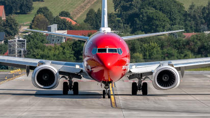 EI-FJL - Norwegian Air International Boeing 737-800
