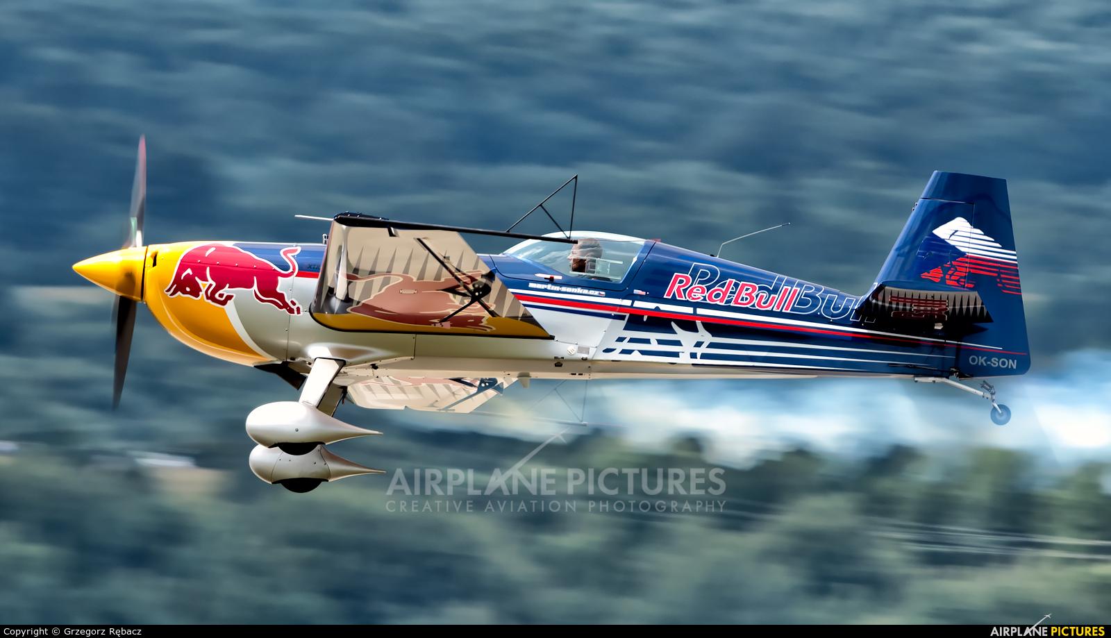 Private OK-SON aircraft at Sliač