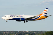 UR-CNP - SmartWings Boeing 737-400 aircraft