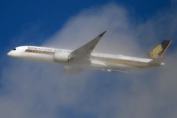 9V-SMV - Singapore Airlines Airbus A350-900