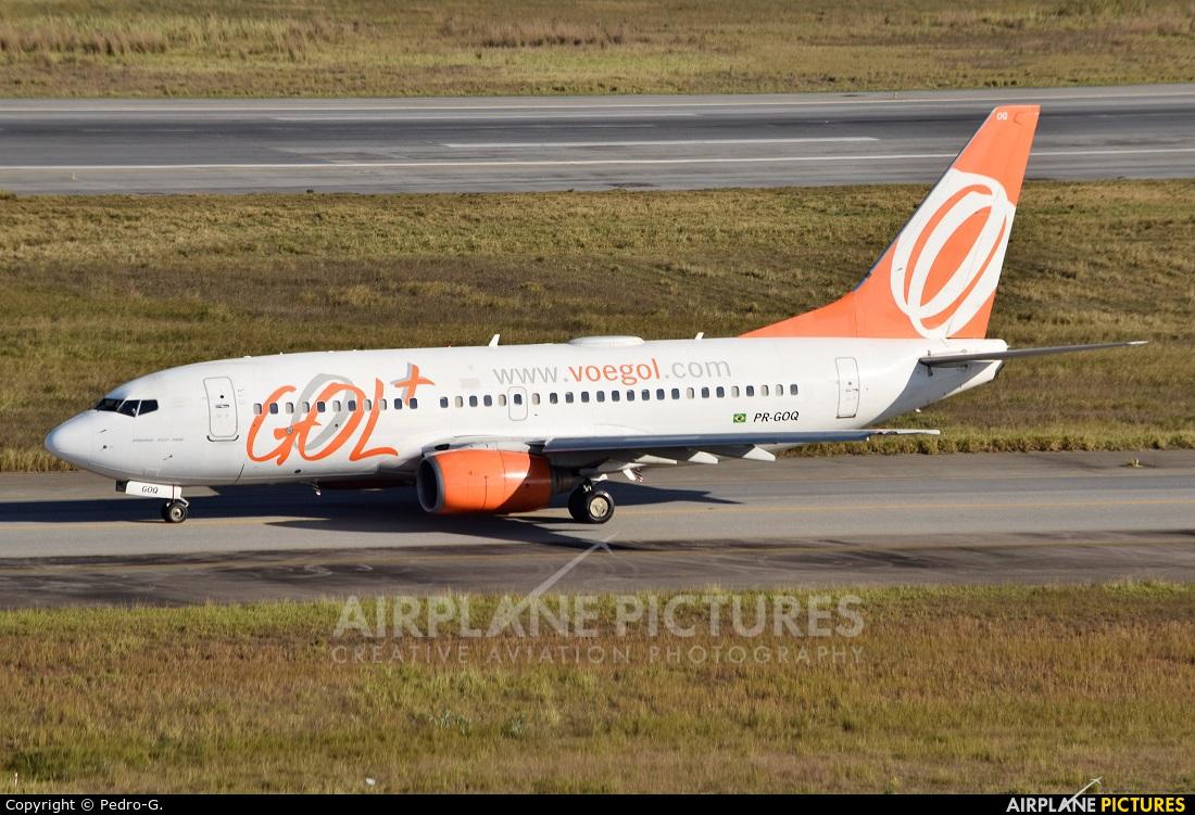 GOL Transportes Aéreos  PR-GOQ aircraft at São Paulo - Guarulhos