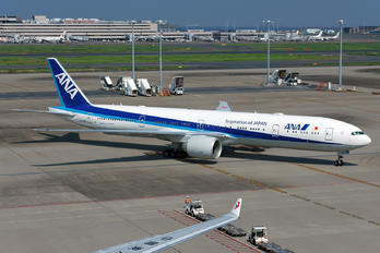 JA793A - ANA - All Nippon Airways Boeing 777-300ER