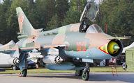 3812 - Poland - Air Force Sukhoi Su-22M-4 aircraft