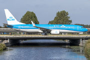 PH-BCH - KLM Boeing 737-800 aircraft
