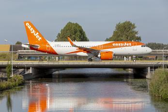 G-UZLH - easyJet Airbus A320 NEO