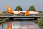G-UZLH - easyJet Airbus A320 NEO aircraft