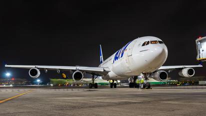 F-GLZK - Joon Airbus A340-300