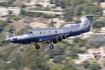 PH-JFS - Private Pilatus PC-12