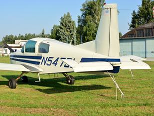 N5473L - Private Grumman American AA-5 Traveller