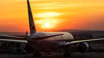 B-KQQ - Cathay Pacific Boeing 777-300ER aircraft