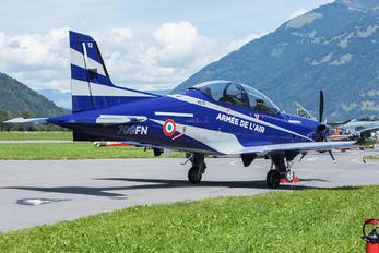 709FN - France - Air Force Pilatus PC-21