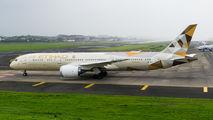 A6-BLE - Etihad Airways Boeing 787-9 Dreamliner aircraft