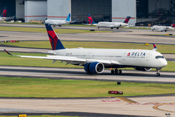 N510DN - Delta Air Lines Airbus A350-900