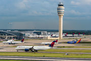 N510DN - Delta Air Lines - Airport Overview - Control Tower aircraft