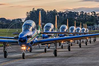 """5707 - Brazil - Air Force """"Esquadrilha da Fumaça"""" Embraer EMB-314 Super Tucano A-29A"""