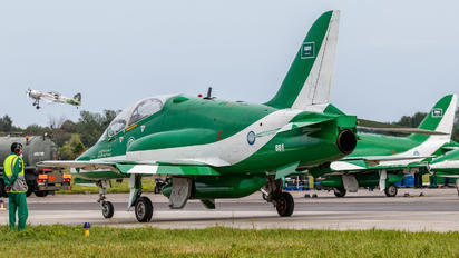 8811 - Saudi Arabia - Air Force: Saudi Hawks British Aerospace Hawk T.1/ 1A