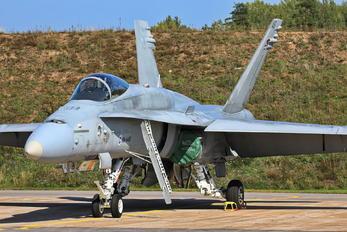 HN-446 - Finland - Air Force McDonnell Douglas F-18D Hornet