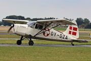 OY-DZA - Private SAI KZ III aircraft
