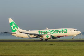 PH-HSA - Transavia Boeing 737-800