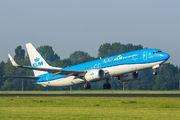 PH-HSD - KLM Boeing 737-800 aircraft