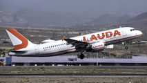 OE-LOO - LaudaMotion Airbus A320 aircraft