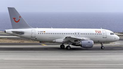 D-ASMF - Sundair Airbus A320