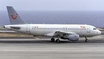 D-ASMF - Sundair Airbus A320 aircraft
