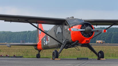 "PH-DHC - Netherlands - Air Force ""Historic Flight"" de Havilland Canada DHC-2 Beaver"