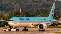 HL8008 - Korean Air Boeing 777-300ER aircraft