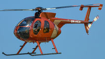 OK-HCA - Private MD Helicopters MD-500E aircraft