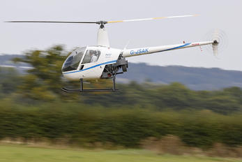 G-JSAK - Private Robinson R22