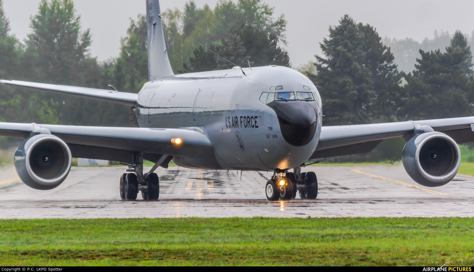 USA - Air Force 63-7991 aircraft at Pardubice