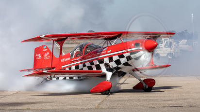 LV-X562 - Private Pitts S-1 11B Special