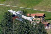 HB-RVS - Hunter Flying Club Hawker Hunter F.58 aircraft