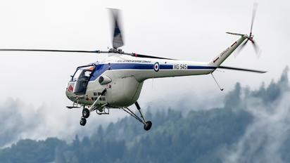 OE-XSY - Red Bull Bristol 171 Sycamore Mk.52