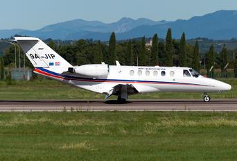 9A-JIP - Private Cessna 525A Citation CJ2