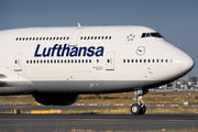 D-ABYJ - Lufthansa Boeing 747-8 aircraft