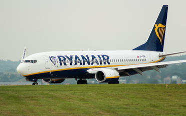 SP-RSK - Ryanair Sun Boeing 737-8AS