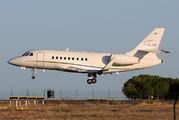 F-HLPM - Michelin Air Services Dassault Falcon 2000 DX, EX aircraft